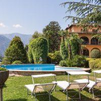 Villa La Collina am Comer See