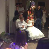 Hochzeit Claudia & Sven